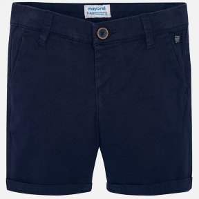 Mayoral boys navy chino shorts SS19 202