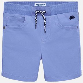 Mayoral, pale blue, baby boy, cotton shorts, SS19 1245