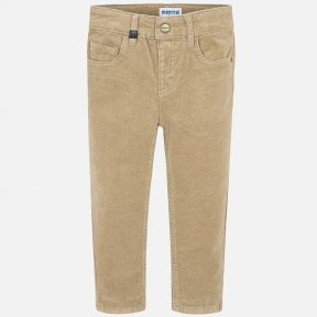 Mayoral camel boys corduroy trousers 537 B