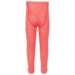 Kite Clothing cable knit Autumn rose pink tights A/W19 KG0940