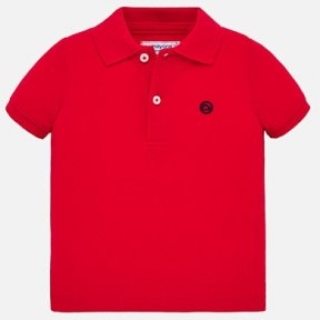 Mayoral boys polo shirt cotton hibiscus SS20 102