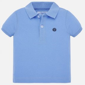 Mayoral boys cotton polo shirt lavender SS20 102