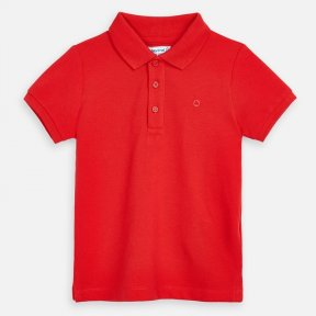 Mayoral boys polo shirt hibiscus SS20 150