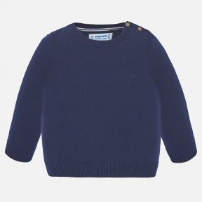 Mayoral cotton navy boys sweater SS20 303
