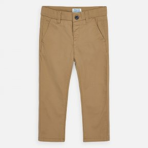Mayoral boys slim fit chino beech SS20 512