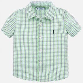 Mayoral boys short sleeved shirt apple SS20 1158